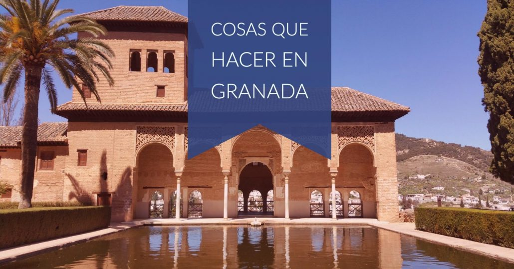 Cosas que hacer en Granada
