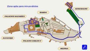 alhambra plano