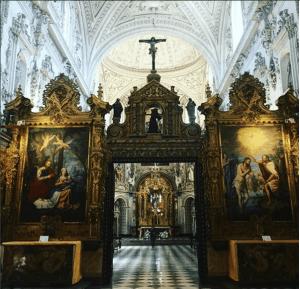 Sacristía del Monasterio