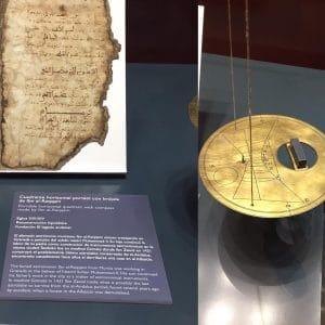 Piezas del museo