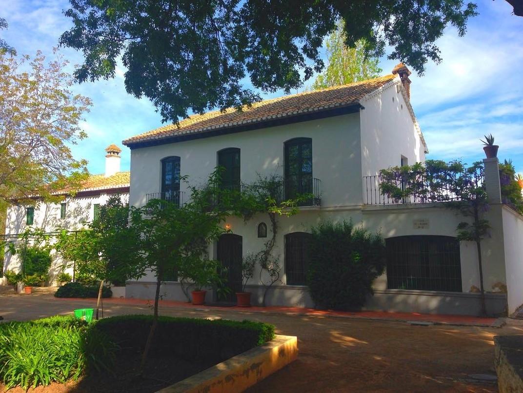 Museo federico garc a lorca la casa de veraneo del poeta for Huerta de san vicente muebles