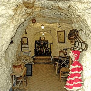 Cueva del Sacromonte