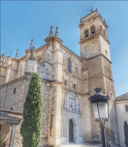 Entrada al Monasterio de San Jerónimo