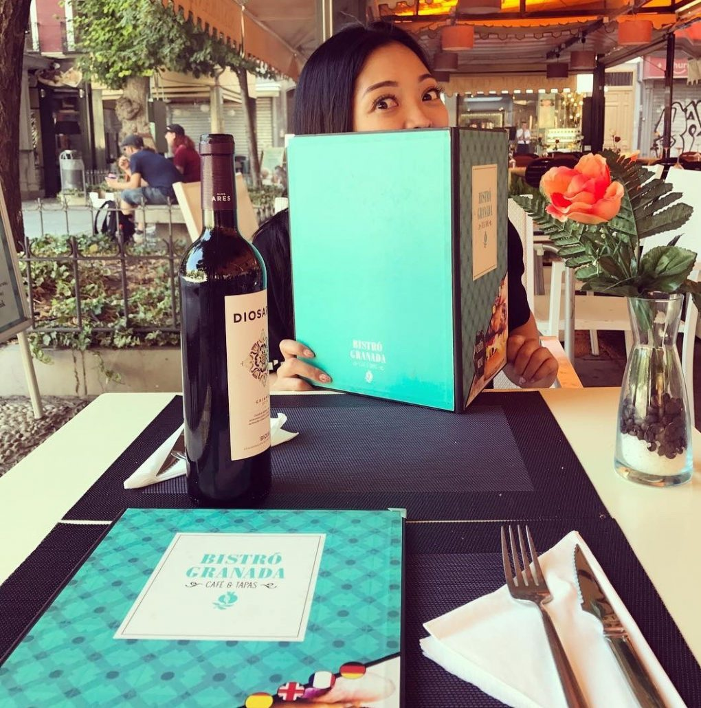 Comer el Plaza Bib-Rambla