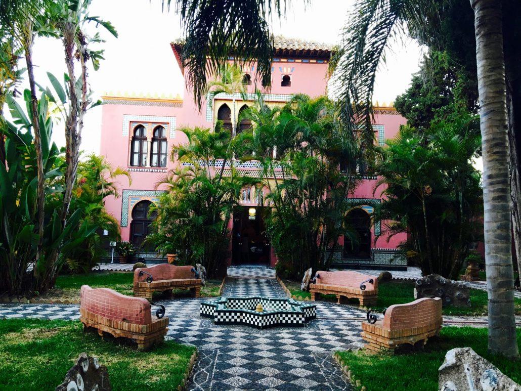 """Oficina de turismo de Almuñecar """"Palacete de La Najarra"""""""